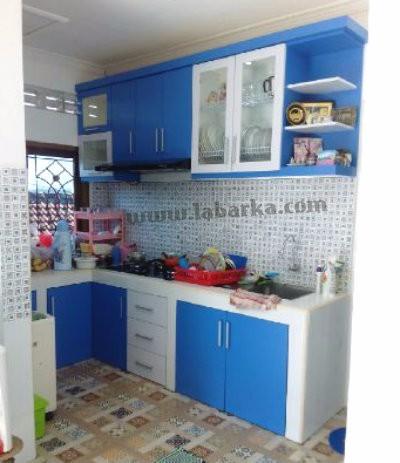 Kitchen Set Minimalis Kitchen Set Bandungan Di Rumah Ibu Diyan