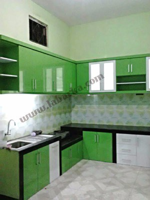 Kitchen Set Minimalis Kitchen Set Temanggung Bapak Iwan Di Bulu